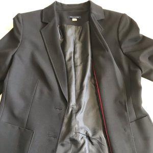Tommy Hilfiger Classic Two Button Lined Blazer 12
